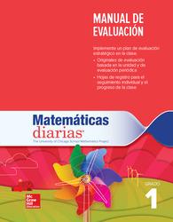Everyday Mathematics 4th Edition, Grade 1, Spanish Assessment Handbook