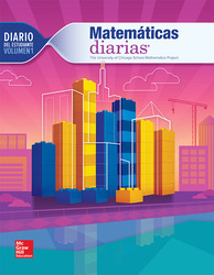 Everyday Mathematics 4th Edition, Grade 4, Spanish Math Journal, vol 1