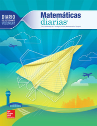 Everyday Mathematics 4th Edition, Grade 5, Spanish Math Journal, vol 1