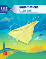 Everyday Mathematics 4th Edition, Grade 5, Spanish Math Journal, vol 2