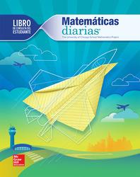 Everyday Mathematics 4th Edition, Grade 5, Spanish Student Reference Book