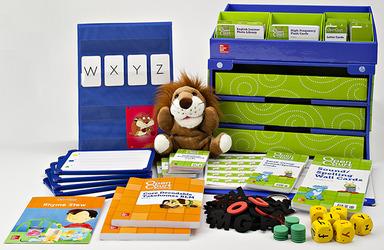 Open Court Reading Foundational Skills Kit, Phonemic Awareness and Phonics Kit, Grade 1