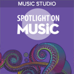 Spotlight on Music, Grade 8 Hybrid Bundle, 7 Year