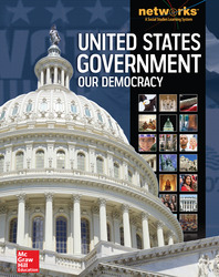 United States Government: Our Democracy, Complete Classroom Set, Print (set of 30)