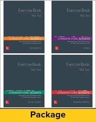 Common Core Achieve, TASC Exercise Book 5 Copy Set