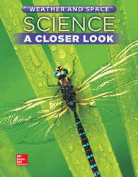 Science, A Closer Look, Grade 5, Weather and Space: Student Edition (Unit D)
