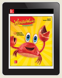 Reading Wonderworks Adaptive Learning System Student Six Seat 6-Year Subscription, Grades K - 6
