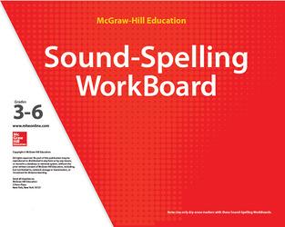 Reading Wonderworks Sound-Spelling WorkBoards Grades 3-6