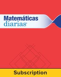 Everyday Math Spanish Digital Teacher Center, 5 Year Subscription, Grade 1