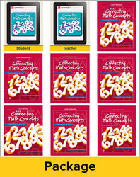 Connecting Math Concepts Level F, Teacher Materials Package