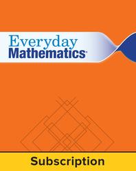 EM4 Comprehensive Student Materials Set with HomeLinks, 6 Year Subscription, Grade 3
