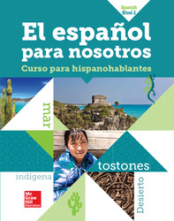 El Español para Nosotros 2014, Level 2, SE