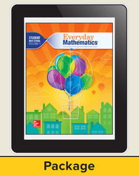 Everyday Mathematics 4, Grade 3, All-Digital Classroom Resource Package