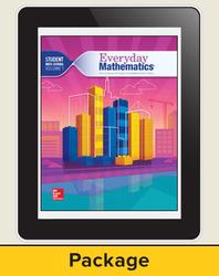 Everyday Mathematics 4, Grade 4, All-Digital Classroom Resource Package