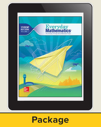 Everyday Mathematics 4, Grade 5, All-Digital Classroom Resource Package