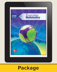 Everyday Mathematics 4, Grade 6, All-Digital Classroom Resource Package