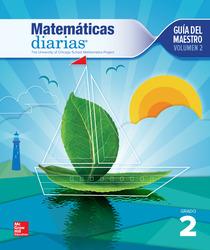 Everyday Mathematics 4th Edition, Grade 2, Spanish Teacher's Lesson Guide, vol 2