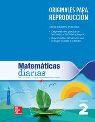 Everyday Mathematics 4th Edition, Grade 2, Spanish Math Masters