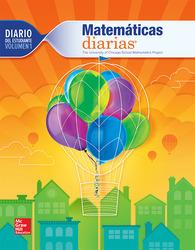 Everyday Mathematics 4th Edition, Grade 3, Spanish Math Journal, vol 1
