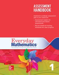 Everyday Mathematics 4, Grade 1, Assessment Handbook