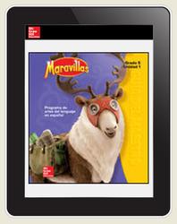 Maravillas Teacher Workspace (6-Year Subscription), Grade 5