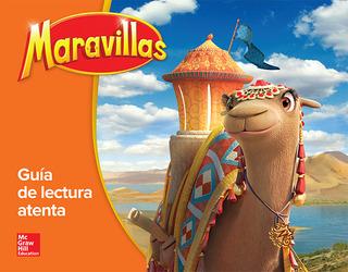 Maravillas Close Reading Companion, Grade 3
