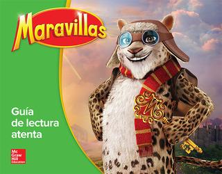 Maravillas Close Reading Companion, Grade 4
