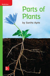 Inspire Science, Grade 1, Leveled Reader, Parts of Plants Beyond Level