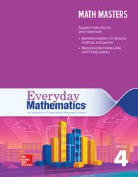 Everyday Mathematics 4, Grade 4, Math Masters