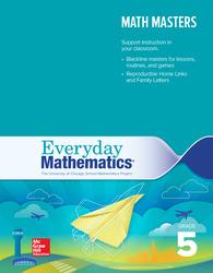 Everyday Mathematics 4, Grade 5, Math Masters