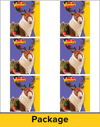 Wonders Teacher's Edition Package, Grade 5