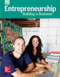Glencoe Entrepreneurship: Building a Business, Student Edition