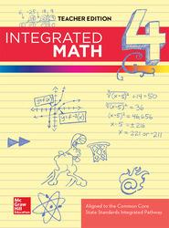 Integrated Math, Course 4, Teacher Edition