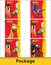 Wonders Teacher's Edition Package, Grade 1