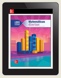 Everyday Math Spanish Digital Student Learning Center, 5 Year Subscription, Grade 4