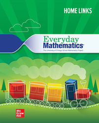 Everyday Mathematics 4, Grade K, Consumable Home Links