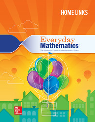 Everyday Mathematics 4, Grade 3, Consumable Home Links