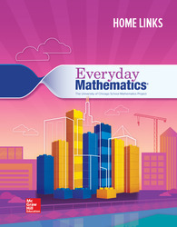 Everyday Mathematics 4, Grade 4, Consumable Home Links