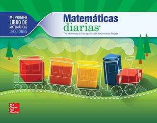 Everyday Mathematics 4th Edition, Grade K, Spanish My First Math Book