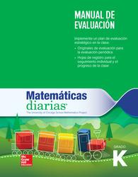 Everyday Mathematics 4th Edition, Grade K, Spanish Assessment Handbook