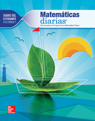 Everyday Mathematics 4th Edition, Grade 2, Spanish Math Journal, vol 1