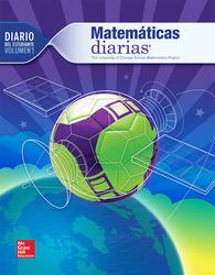 Everyday Mathematics 4th Edition, Grade 6, Spanish Math Journal, vol 1