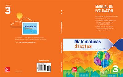 Everyday Mathematics 4th Edition, Grade 3, Spanish Assessment Handbook