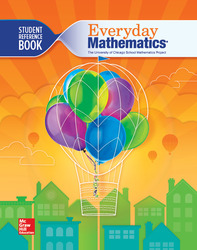 Everyday Mathematics 4, Grade 3, Student Reference Book