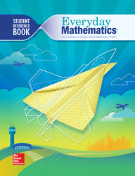 Everyday Mathematics 4th Edition, Grade 5, Student Reference Book