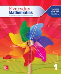 Everyday Mathematics 4, Grade 1, Teacher Lesson Guide, Volume 2