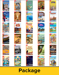 Lectura Maravillas, Grade 4, Leveled Readers, (1 each of 30 titles)