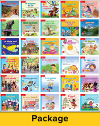 Lectura Maravillas, Grade K, Leveled Readers - On-Level, (1 each of 30 titles)