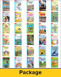 Lectura Maravillas, Grade 1, Leveled Reader Package On Level 1 Each Of 30