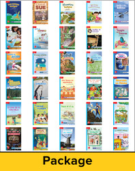 Lectura Maravillas, Grade 2, Leveled Readers - On-Level (1 each of 30 titles)